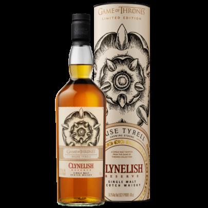 Game of Thrones  Clynelish House Tyrrell & Clynelish Single Malt Scotch Whisky