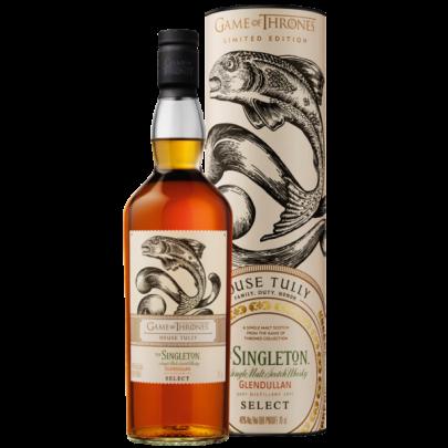 Game of Thrones  Singleton House Tully & Singleton  Single Malt Scotch Whisky