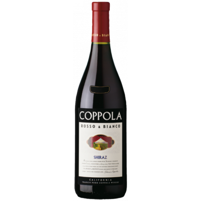Shiraz Rosso & Bianco California Francis Ford Coppola Winery