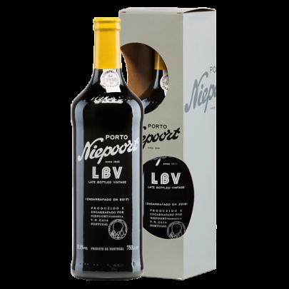 LBV Port DOC Douro Niepoort Vinhos