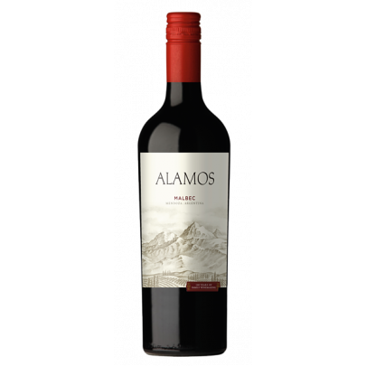 Malbec Alamos Mendoza Alamos − 100 years of Family Winemaking Bodegas Catena