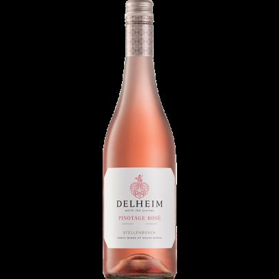 Pinotage Rosé  WO Stellenbosch Delheim Wines