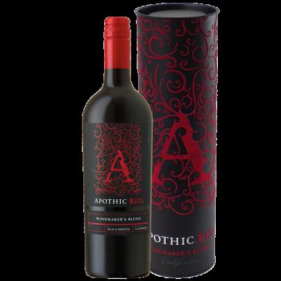 Apothic Red – Winemaker's Blend California Boyd Morrison