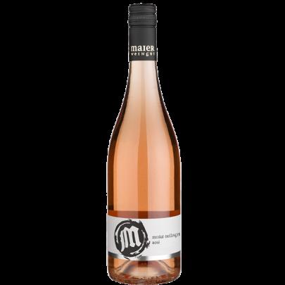Muskat-Trollinger Rosé  Qualitätswein Württemberg  Weingut Maier