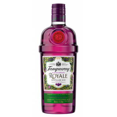 Tanqueray  Blackcurrant Royale Distilled Gin