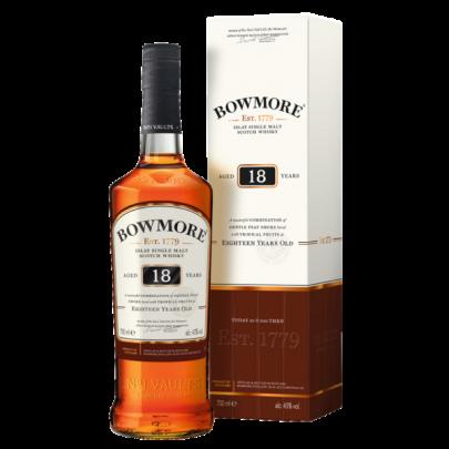 Bowmore 18 Jahre Islay Single Malt Scotch Whisky