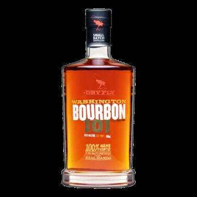 Dry Fly Bourbon 101  Washington Straight Bourbon