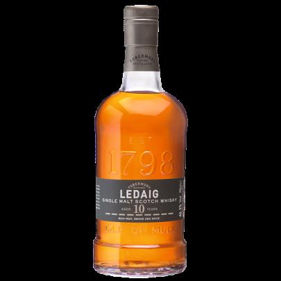 Ledaig 10 Jahre  Isle of Mull Single Malt Scotch Whisky
