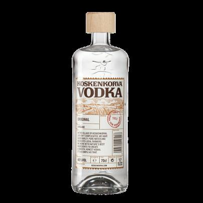 Koskenkorva  Vodka Finnland