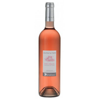 Rosé d`Anjou AOC Château de Tigne  Gérard Depardieu