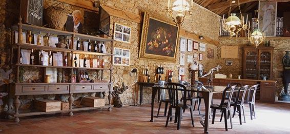 Chateau de Tigne