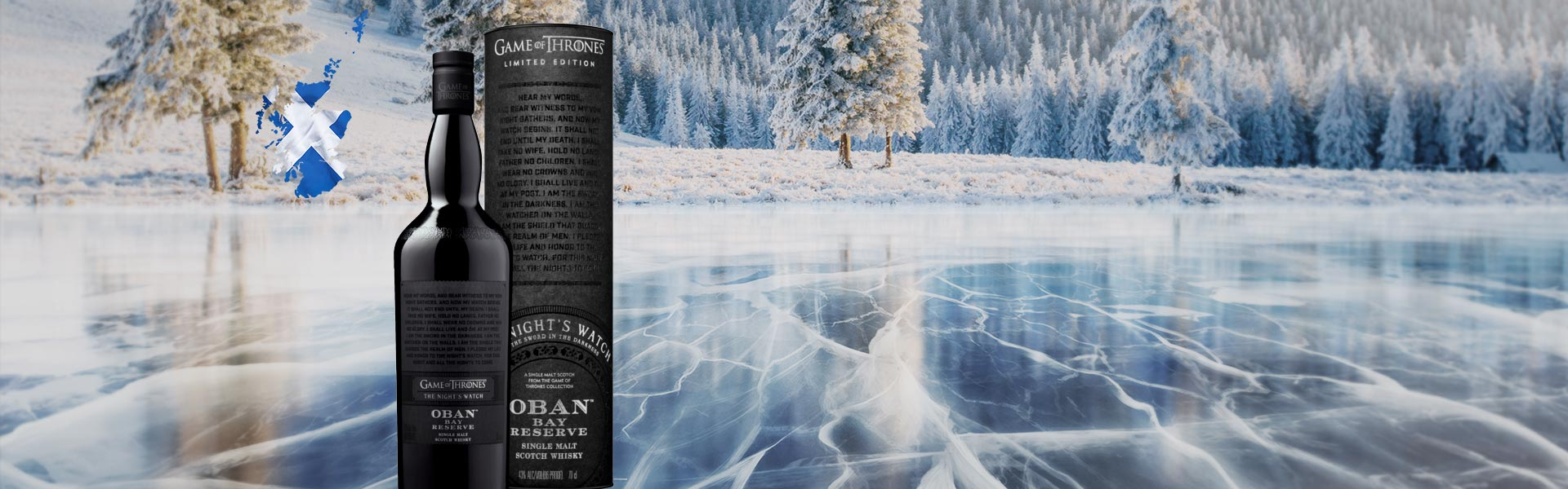 The Night's Watch Oban Whisky