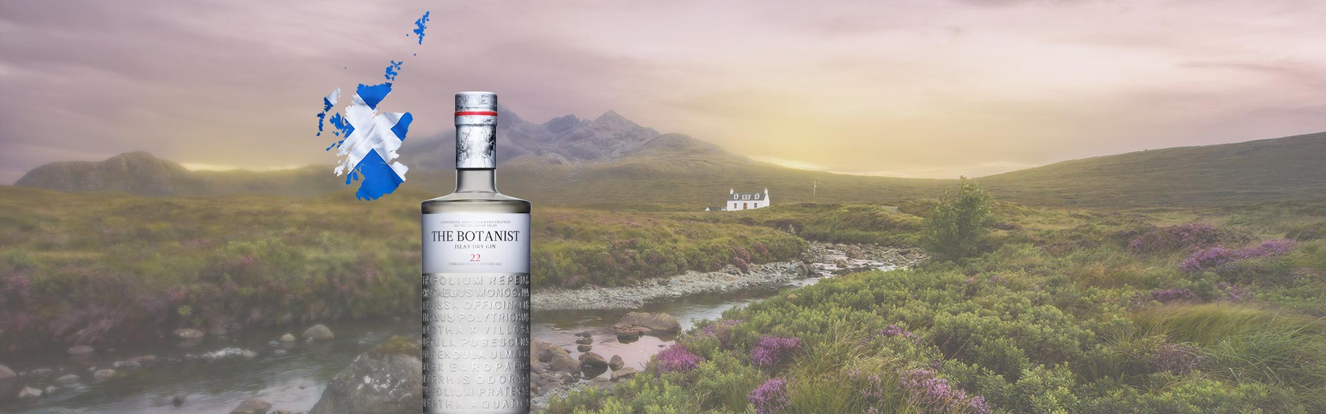 The Botanist 22 Islay Gin