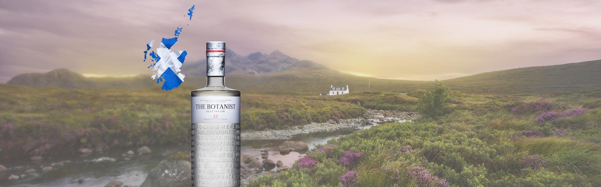 The Botanist 22 Islay Gin
