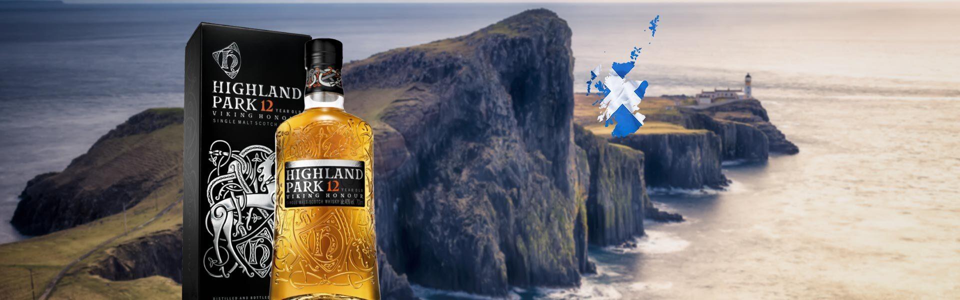 12 Jahre Viking Honour Single Malt Scotch Whisky