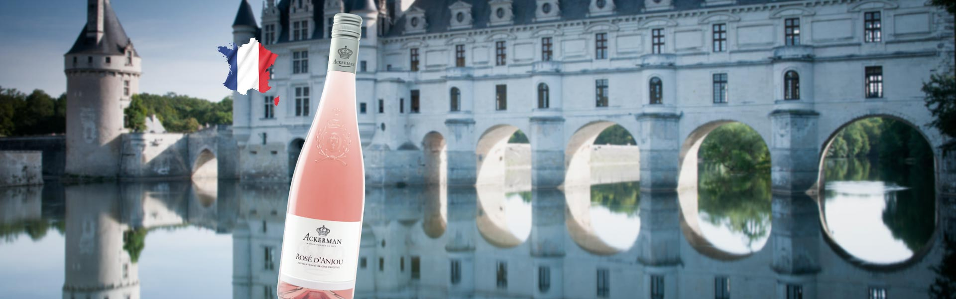 2016 Rosé d'Anjou AOP
