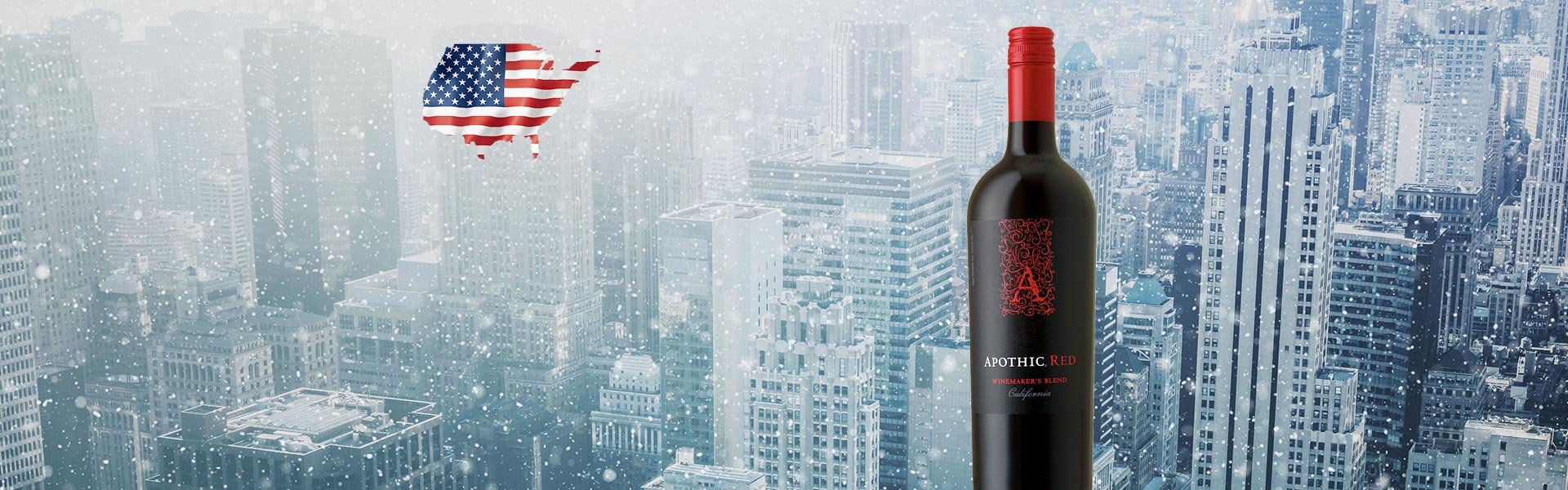 2016 Apothic Red California
