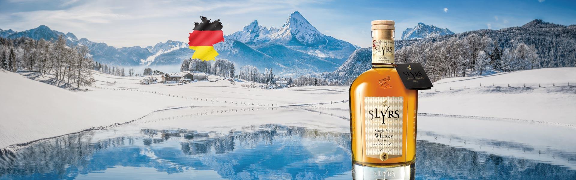 Classic Bavarian Single Malt Whisky