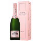 Champagne Théophile Rosé im Geschenkkarton
