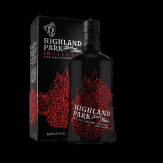 Highland Park 16 Jahre Twisted Tattoo Single Malt Scotch Whisky