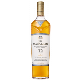 The Macallan 12 Jahre Triple Cask Highland Single Malt Scotch Whisky
