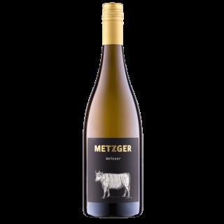 Weisser Filet  QbA Pfalz Weingut Metzger