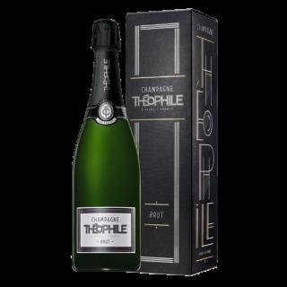 Champagne Théophile im Geschenkkarton