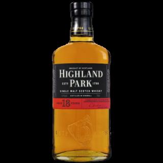 Highland Park 18 Jahre Single Malt Scotch Whisky