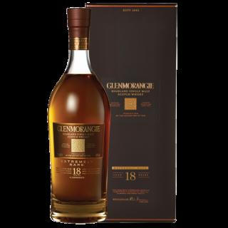 Glenmorangie 18 Jahre Extremely Rare Highland Single Malt Scotch Whisky