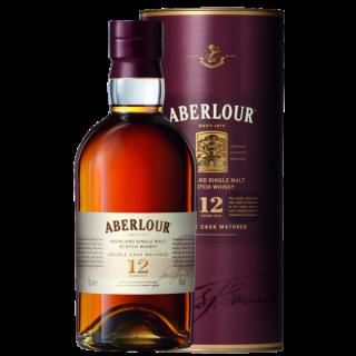 Aberlour 12 Jahre Highland Single Malt  Scotch Whisky