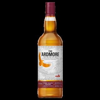 The Ardmore 12 Jahre  Port Wood Finish  Highland Single Malt Scotch Whisky