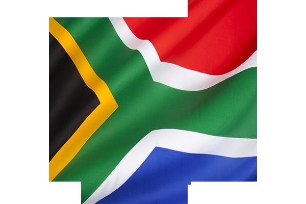 flagge suedafrika