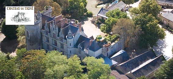 Château de Tigné