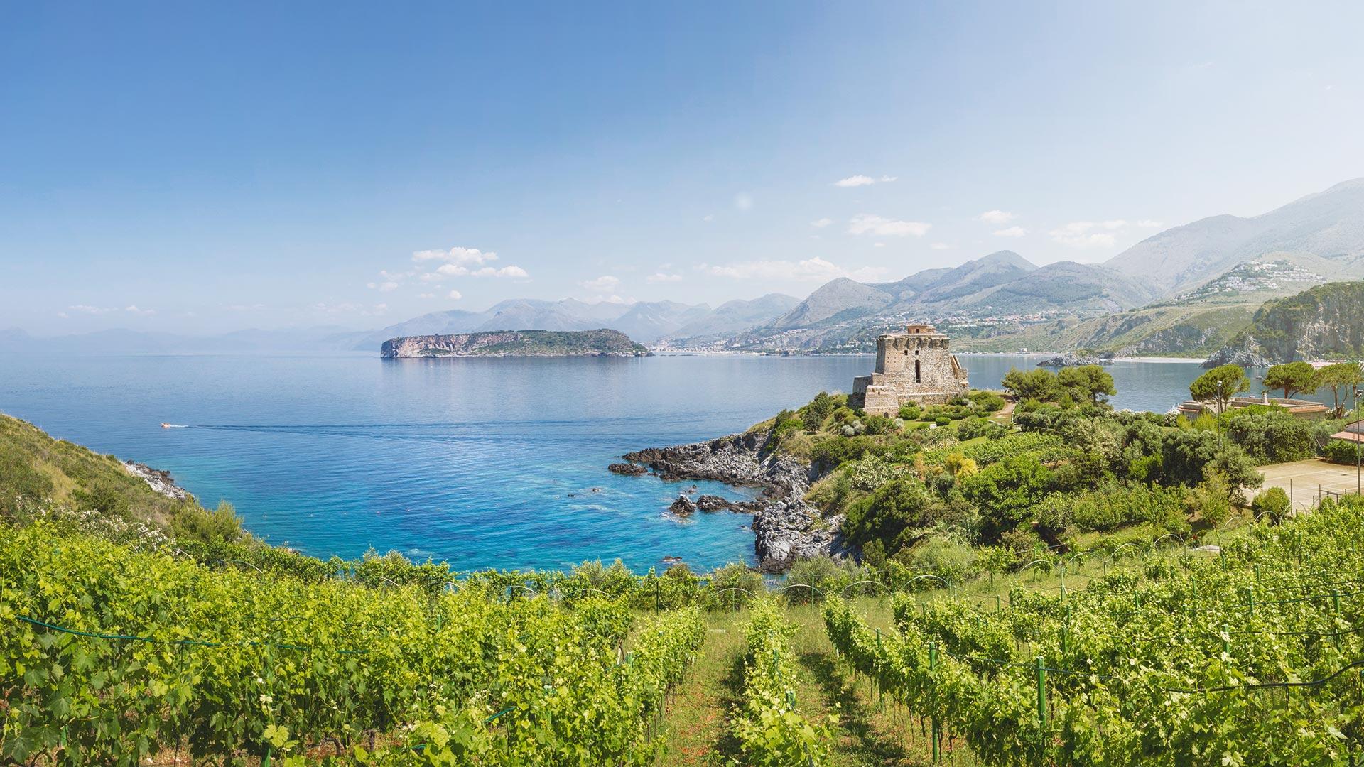 Weine aus Sizilien
